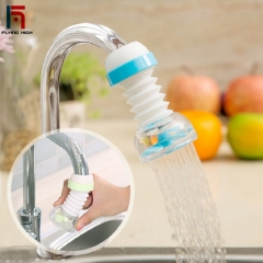 FH Brand High Pressure Shower Head,  For Low Water Pressure, Boosting, Wall Mount, Bathroom Green 6*4.5cm