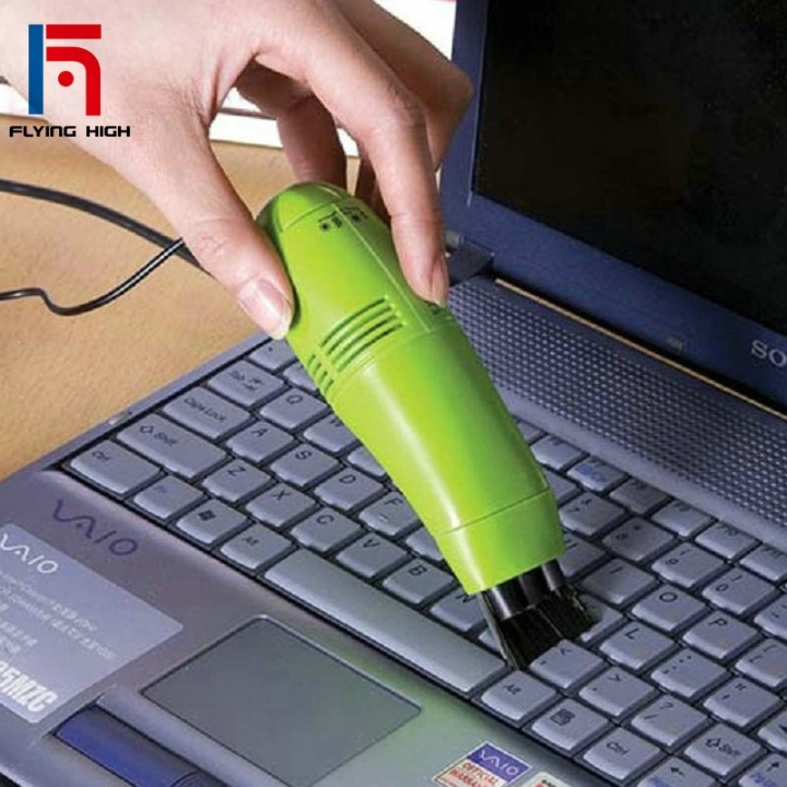 FH USB Computer Keyboard Vacuum Cleaner Laptop Mini Keyboard Cleaning Equipment