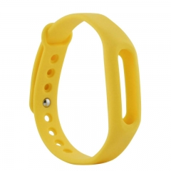 FH Brand  M2 Smart Bracelet Waterproof Smart Watches Fitness Band yellow one size