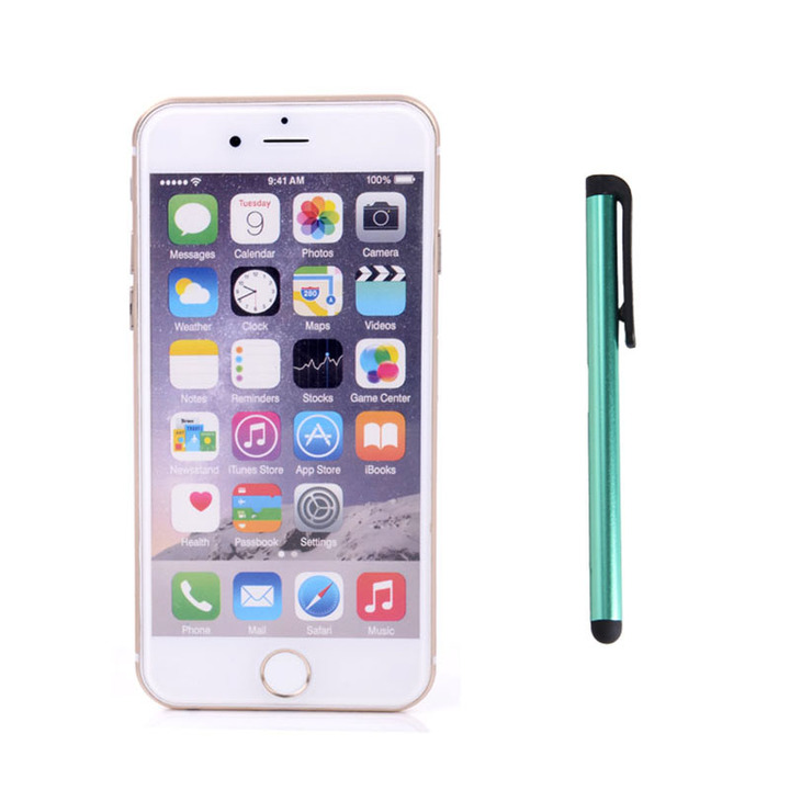 FH Brand 5 Packs Stylus Pen  Compatible with All Touchscreen Devices including Infinix\Huawei\iPhone Multicolor random 10.5*0.7CM