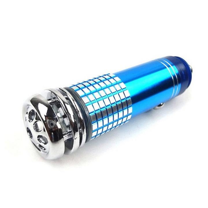 FH Vehicle Air purifier Mini Auto Car Fresh Air Anion lonic Purifier Oxygen Bar Interior Accessories