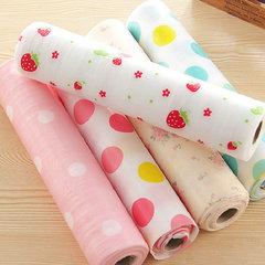 FH Antibacterial Cabinet Pad Waterproof Non-Slip Drawer Mat Cute Gift Home Kitchen Accessories 500CM Random