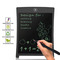 FH LCD Writing Tablet 8.5 Inch Electronic Drawing Board Handwriting Paper Drawing Tablet Kid Adults Black