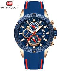 FH Top Luxury Brand Watch Fashion Noble Men Quartz Watches Waterproof Sports Wristwatch For Male Blue 245mm