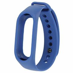 FH Replacement Strap for M3 Fitness Tracker Silicone Smart Bracelet Accessories Bracelet Band blue m3