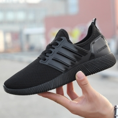 New sports shoes shoes fashion casual mens shoes black 41