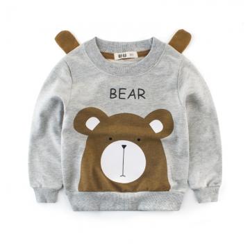 Kilimall Baby Boy Clothing Set Cotton Long Sleeve T Shirt Fashion