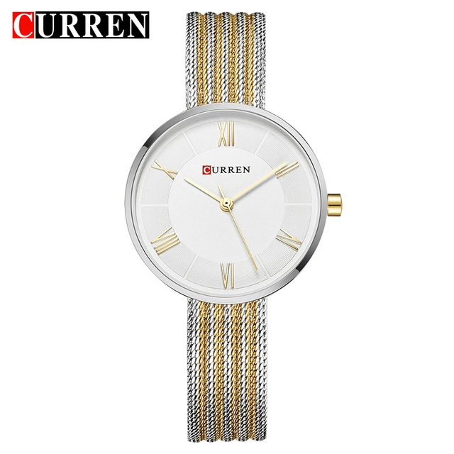 c6de95de819 CURREN Women Watches New Quartz Top Brand Luxury Fashion bracelet watch  9020 white  Product No  1300646. Item specifics  Brand