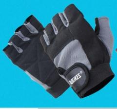 Heavy arm training horizontal bar guard anti skid Fitness Gloves gray m