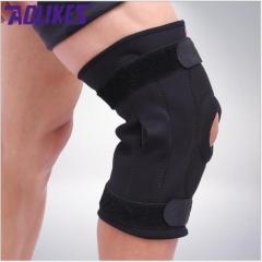 Rehabilitative knee protector black l