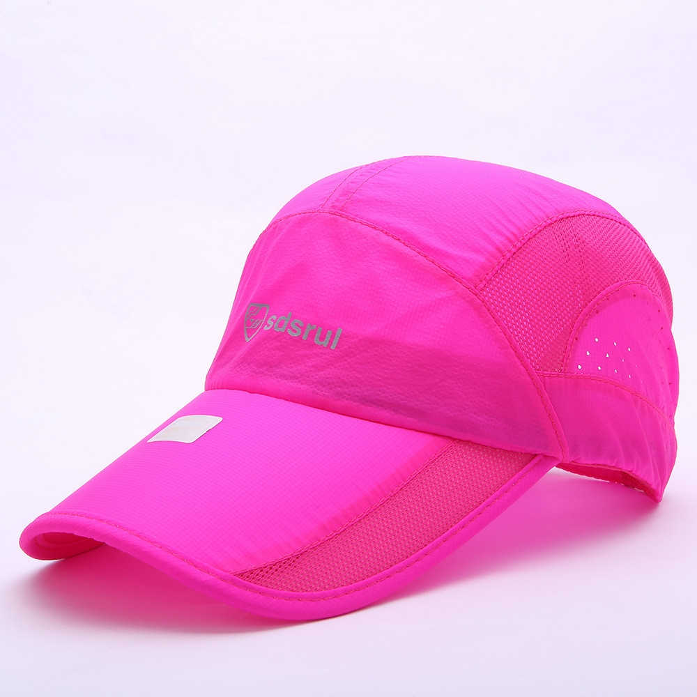 86b4fb0e Summer hat outdoor sports quick drying sun hat sunscreen baseball ...