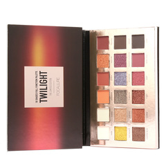 Glitter Eyeshadow 18 Colors Pigment Eye Shadow Palette Waterproof Easy to Wear Shimmer Make up 1