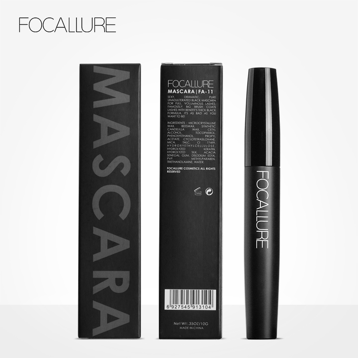 Professional Volume Curled Lash Mascare Waterproof Curling Tick Eyelash Lengthe Eye Makeup Mascara 1
