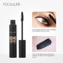 Professional 3D Black Volume Curling Makeup Waterproof Thick Lengthening Eyes Beauty Makeup 1