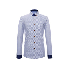 Thick Shirt Luxury Warm Cotton Shirt Oxford Britsh Style Business Official Good Quality Heavy white m