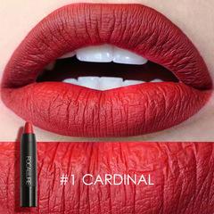 Matte Lipstick Waterproof Long-lasting Easy to Wear Maquiagem Profesional Lipstick Nude Lips 1