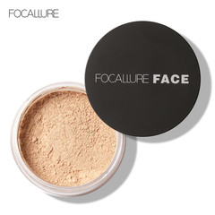Makeup Powder 3 Colors Loose Powder Face Makeup Waterproof Loose Powder Skin Finish Powder 2
