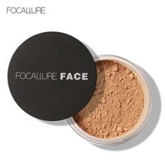 Makeup Powder 3 Colors Loose Powder Face Makeup Waterproof Loose Powder Skin Finish Powder 3