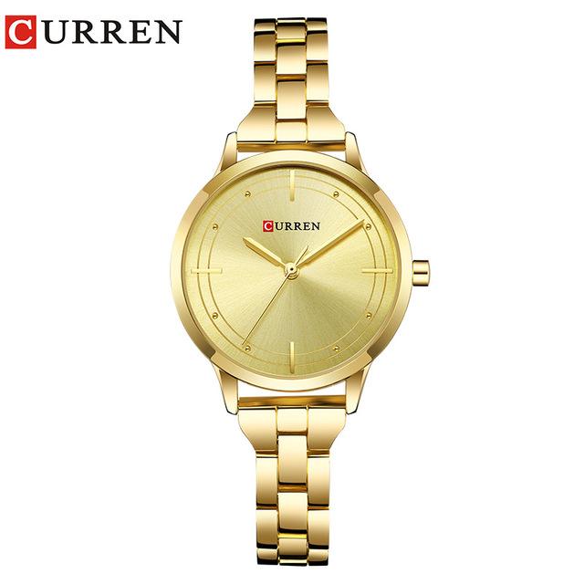 CURREN Watch Women Casual Fashion Quartz Wristwatches Creative Design Ladies Gift relogio feminino 03 one size