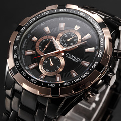 CURREN Watches Men quartz Top Brand Analog Military male Watches Men Sports army Watch Waterproof 1 one size