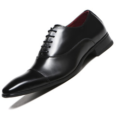 Men Shoes New Arrival Dress Shoes Business Leather Lace-up Footwear Formal Shoes for Wedding Party black 39 leathers
