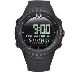 Fashion LED Electronic Digital Watch Sport Watches Men Montre Clock Saat Hour Wristwatch black one size