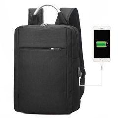 Laptop Usb Backpack School Bag Rucksack Anti Theft Men Backbag Travel Daypacks Male Leisure Backpack 02 one size
