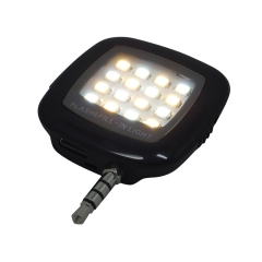phone flash lighting, led flash light selfie lamp for phone camera cellphone viltrox speedlite black one size