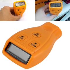 GM200 Thickness gauge Paint Iron Meter Automotive Diagnostic tool Ultrasonic Car detector