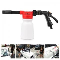 900ml Car Washing Foam Gun Car Cleaning Washing Snow Foamer Lance Car Water Soap Shampoo Sprayer