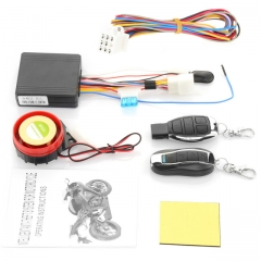 12V Motorcycle Bike Anti-theft Security Alarm System Scooter 125db Remote Control Engine