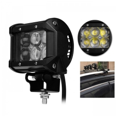 Car LED Work Light Offroad Driving Fog Lamp Car Motorcycle Bicycle UTE Auto UTV Spot Flood Headlight