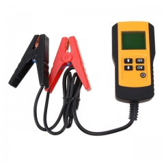12V Car Battery Tester Vehicle Car LCD Digital Battery Test Analyzer Auto System Analyzer