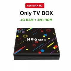 4GB 32GB Android 7.1 OS Smart TV Box  HD 1080P Smart Media Player Bluetooth 4.0 Set Top Box