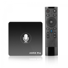 A95X PRO TV Box with Voice Control Amlogic S905W Android 2GB RAM 16GB ROM 2.4G WiFi