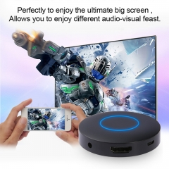 Brand New HD+AV Output Q1 Mirroring Dongle Wifi Display Receiver HDMI