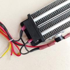PTC ceramic air heater 200W Insulated incubator Electric heater as shown