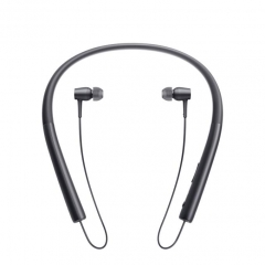 SONY wireless stereo headset MDR-EX750BT/B (charcoal black) as shown