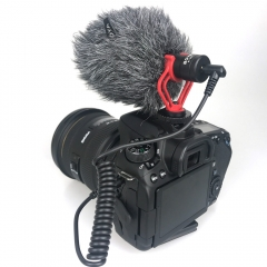 BOYA BY-MM1 VideoMicro Compact On-Camera Recording Microphone as shown one size