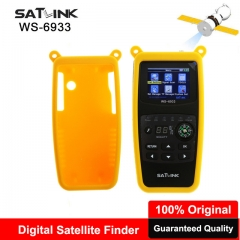 Satlink WS-6933 DVB-S2 FTA LNB Digital Satellite SatFinder Meter Satellite Finder