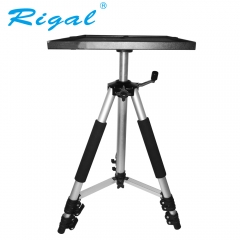 Rigal Three Pair Adjustable Flexible Portable Projector Tripod Mount Bracket Holder as shown one size