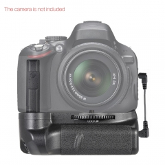 Battery Grip for Canon EOS 1100D 1200D 1300D Rebel T5 T6 T3 EOS Kiss X50 Work with LP-E10 Battery as shown one size
