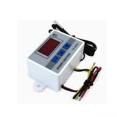 W3002 220V 12V 24V Digital Temperature Controller 10A Thermostat Control Switch Probe as shown one size