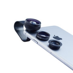 Phone Lens Universal Clip 12X Telephoto Lens Mobile Phone Optical Zoom Telescope Camera as shown one size