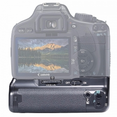 BG-E8 Replacement Battery Grip for Canon EOS 550D 600D 650D 700D/ Rebel T2i T3i T4i T5i SLR Cameras as shown one size