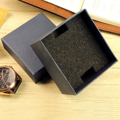 10pcs/lot Watch Boxes Fashion Durable Present Gift Case For Bracelet Bangle Jewelry Watch Box as shown