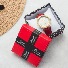 10pcs/lot Lluxury Watch Boxes for packing Paper Case gift present box as shown