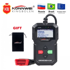 KONNWEI KW590 OBD2 Multi-languages Auto scanner