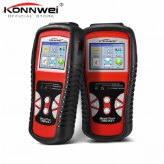 KW830 OBD2 Automotive Scanner for Car Diagnosis Universal Auto Fault Error Code Reader