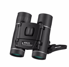 Military HD 40x22 Binoculars Professional Hunting Telescope Zoom black